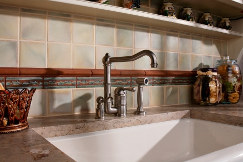 The Country Kitchen Collection By Rohl Single