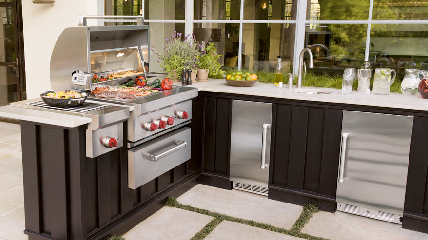 Wolf Outdoor Kitchen Autcohome