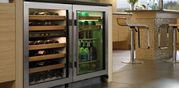 Sub-Zero Wine Storage Unit & Wine Storage Solutions by Sub-Zero - Interior Design Center of St ...