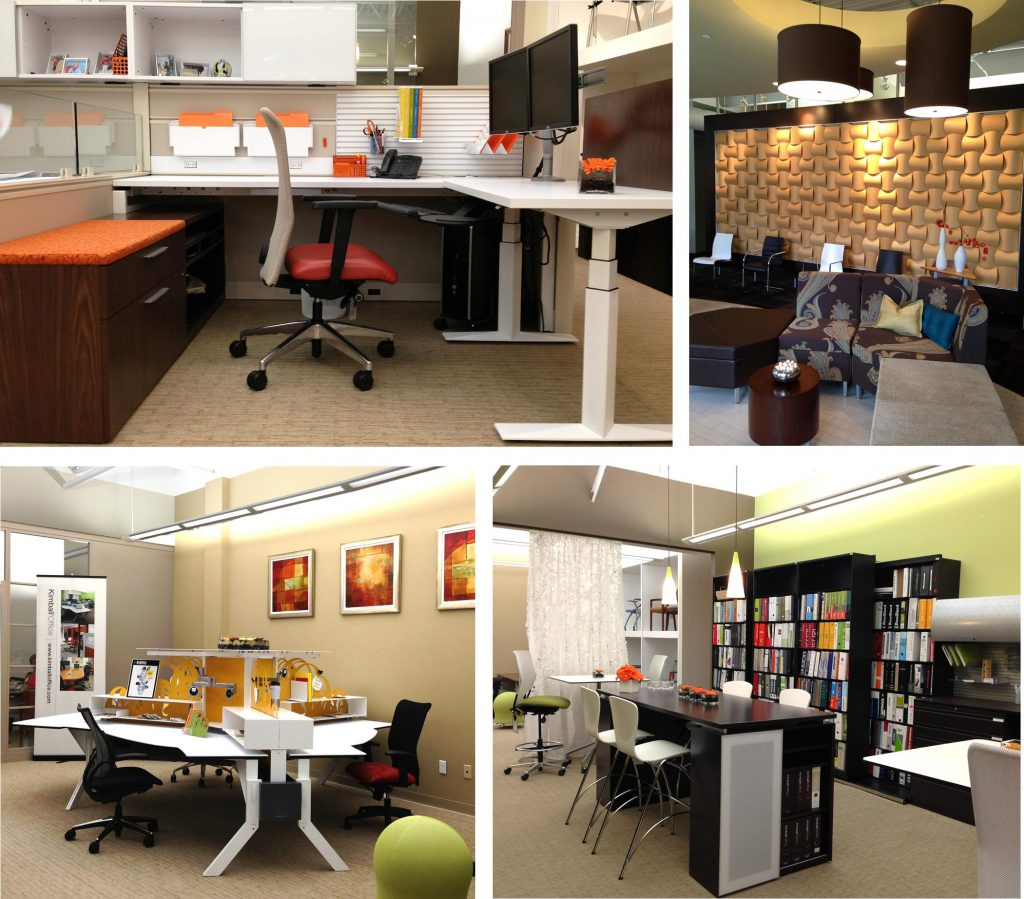 The Evolution Of The Office Interior Design Center Of St