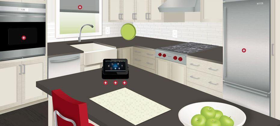 Technology For The Modern Kitchen Interior Design Center Of St Gorgeous Kitchen Remodel St Louis Concept