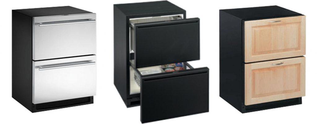 freezer drawers