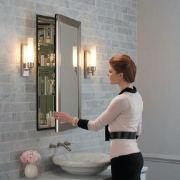 modernday medicine cabinets from robern and kohler interior design center of st louis mo - Kohler Medicine Cabinets