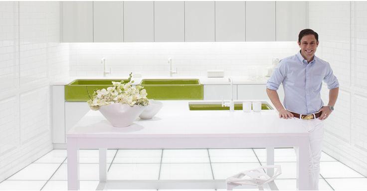 Jonathan adler sinks by kohler four special edition colors interior design center of st louis mo - Jonathan adler sink ...