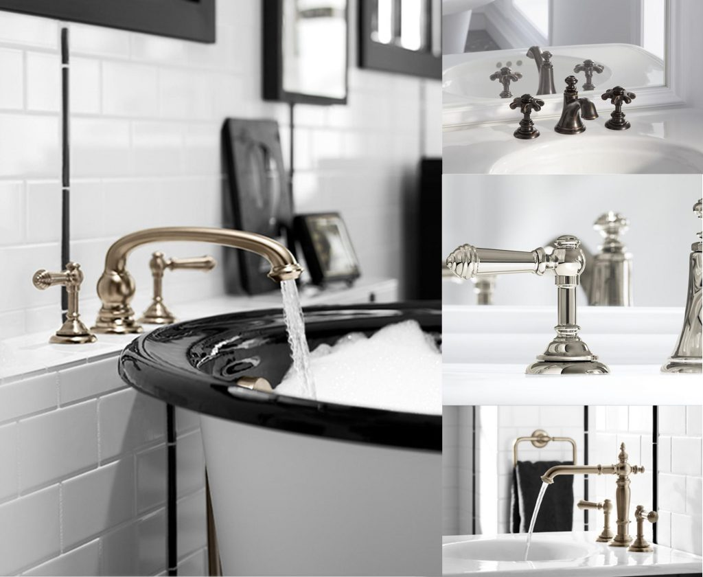 Kohler artifacts collection personalized interior design for Bathroom design and supply