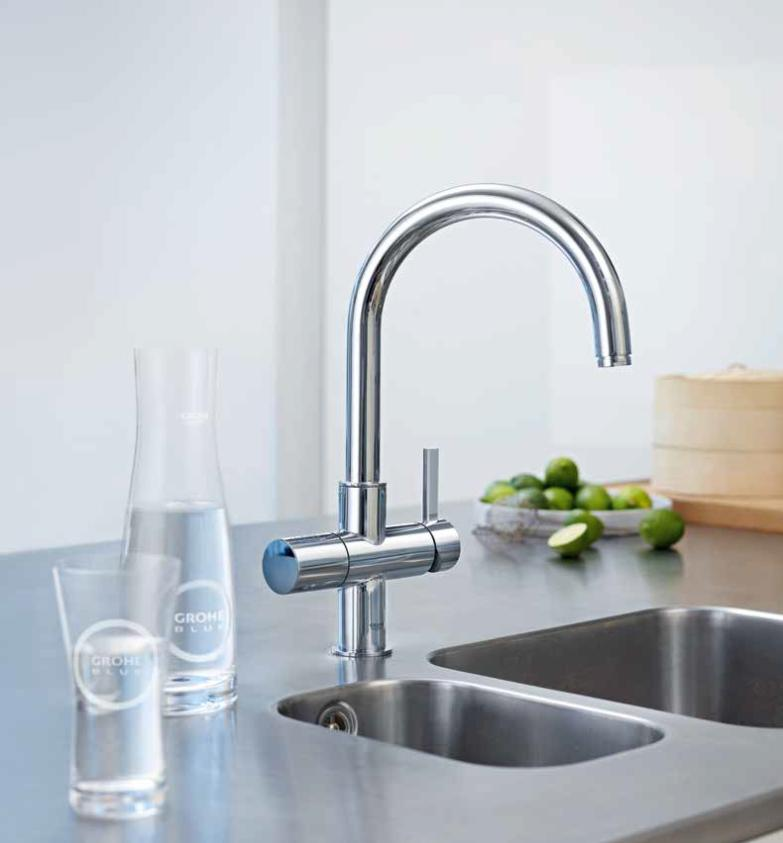 Water Filtration Faucets from Premier Plumbing Studio Interior ...