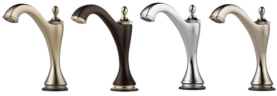On Display Now: Brizo\'s Charlotte Electronic Faucet - Interior ...