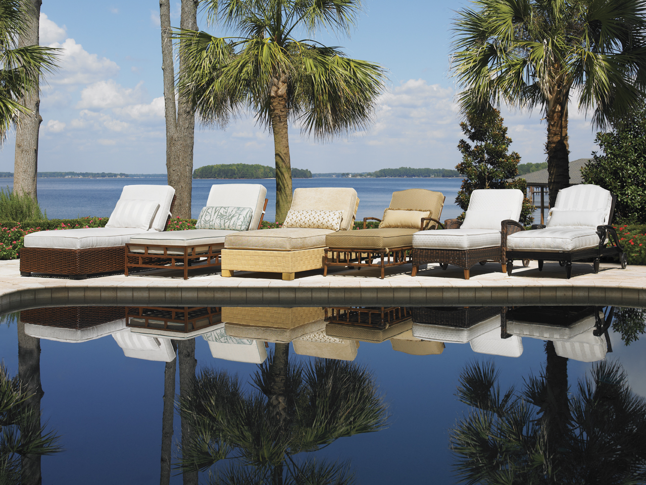 Tommy Bahama Outdoor - Tommy Bahama Outdoor Furniture Interior Design Center Of St. Louis, MO