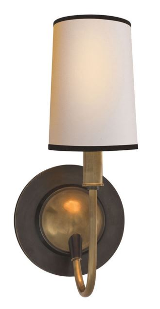visual comfort elkins sconce