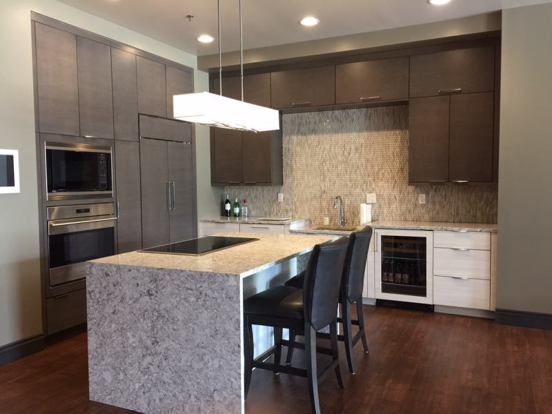 BeckAllen Cabinetry Cutting Edge Kitchen