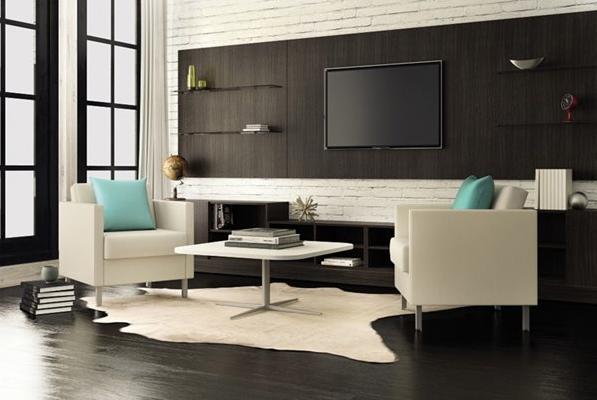 Kimball Office Stow Custom Storage Solutions Interior