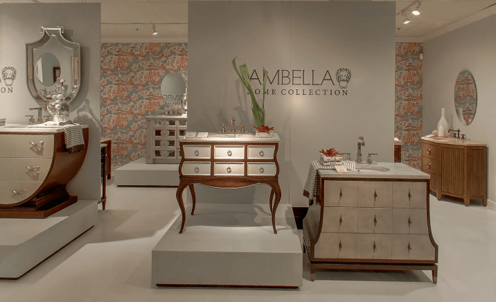 Ambella Home Showroom In High Point, NC