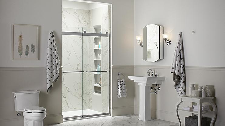 KOHLER Choreograph Shower System