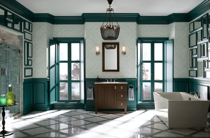 Vanities by KOHLER Interior Design Center of St Louis MO