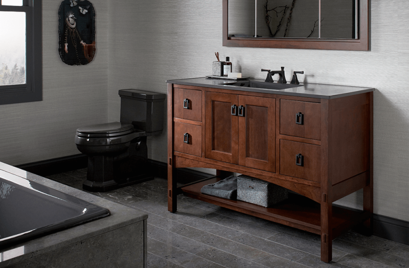 Vanities By Kohler Interior Design Center Of St Louis