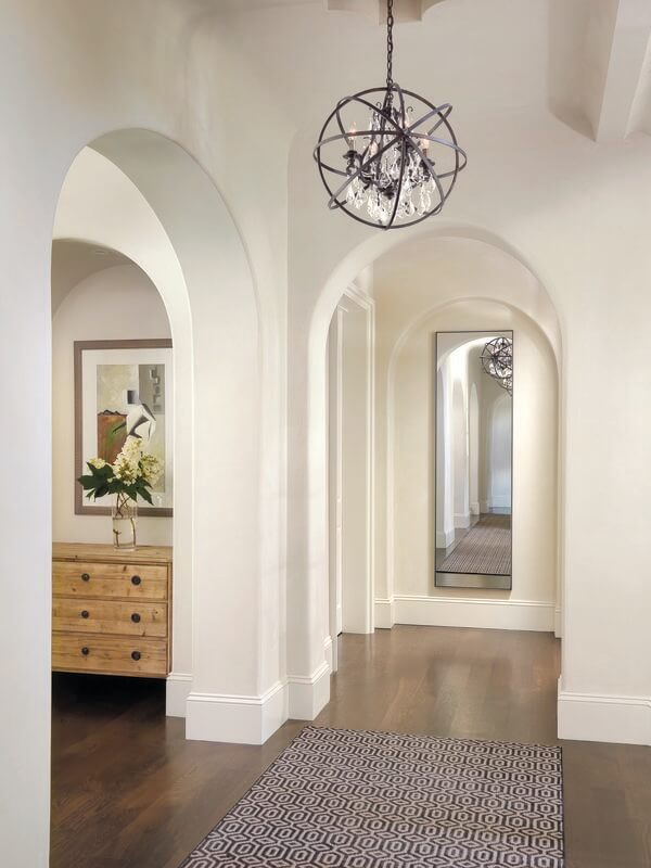 ADJ Interiors Hallway
