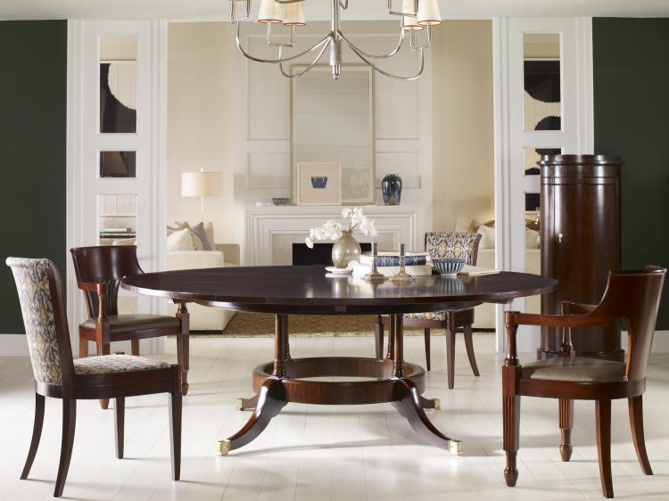 Dining Room By Thomas Ou0027Brien For Century Furniture Famed Interior Designer  Thomas ...