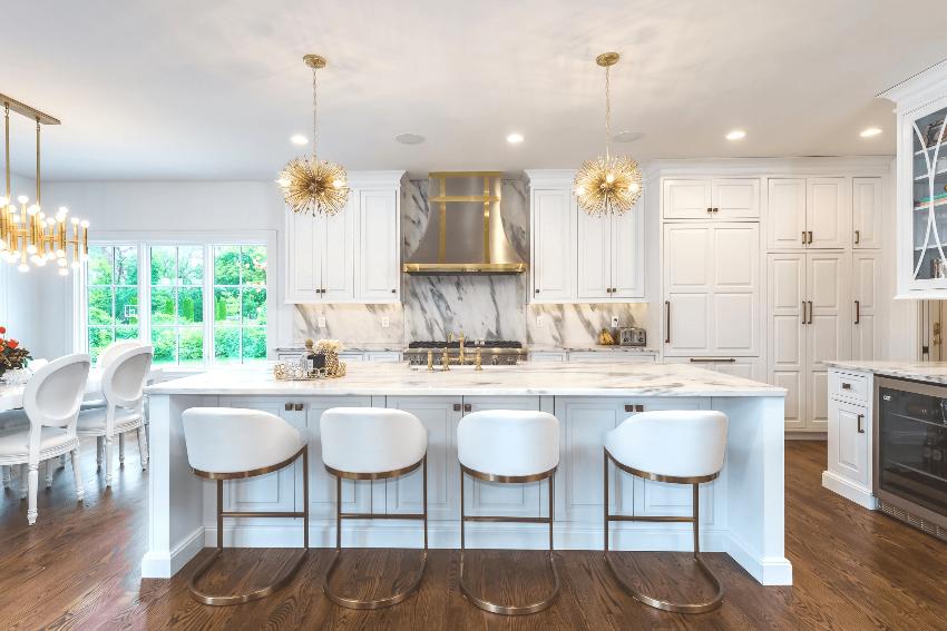 Kitchen Design By Jessie D Miller With Beckallen Cabinetry
