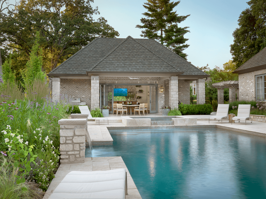 Pool House | Outdoor Living by Walbrandt Technologies in St. Louis, MO