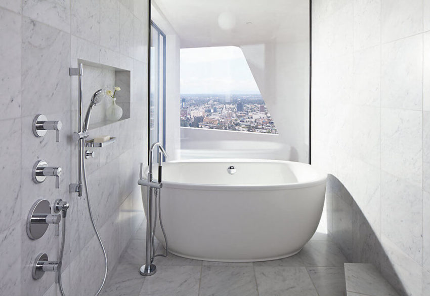 In Demand: The Freestanding Tub - Interior Design Center of St ...