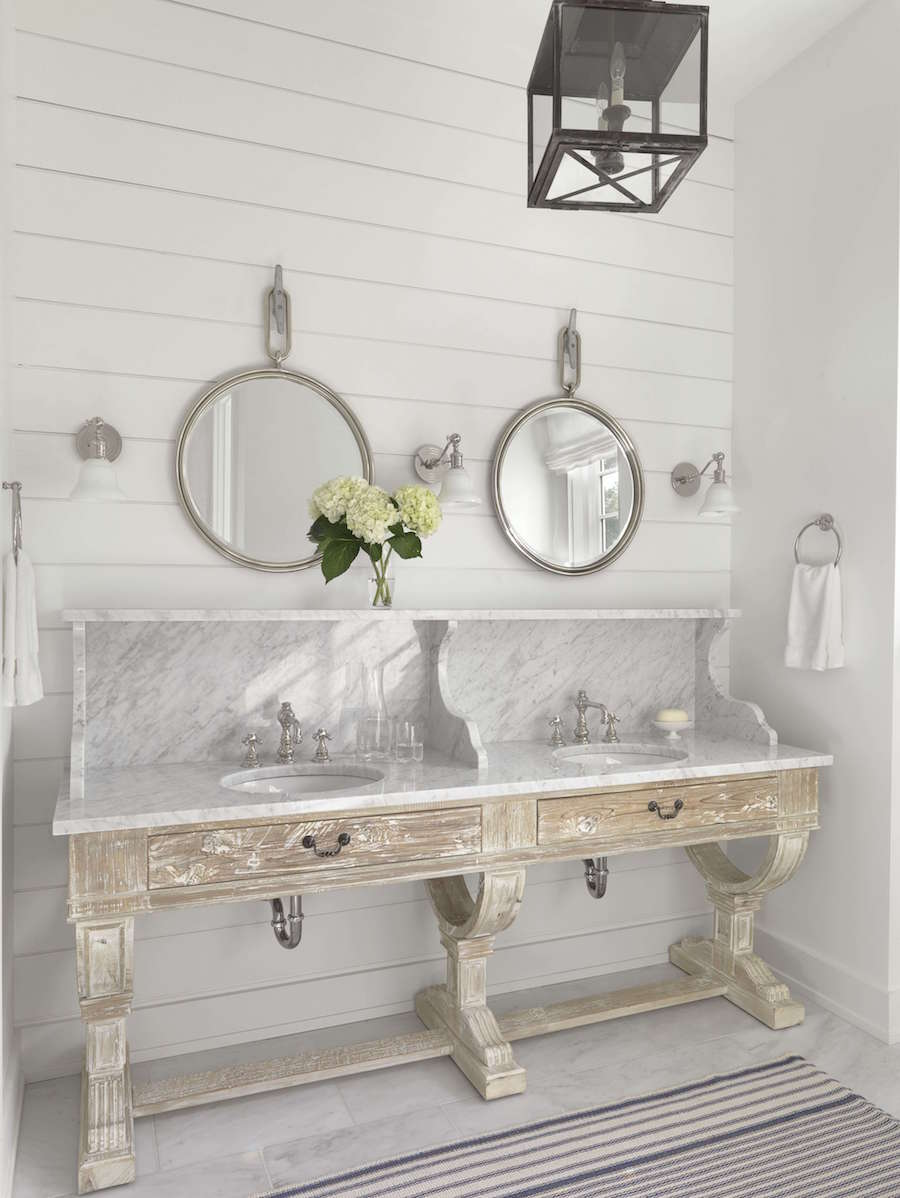 Guest Bath by Amy Studebaker Design