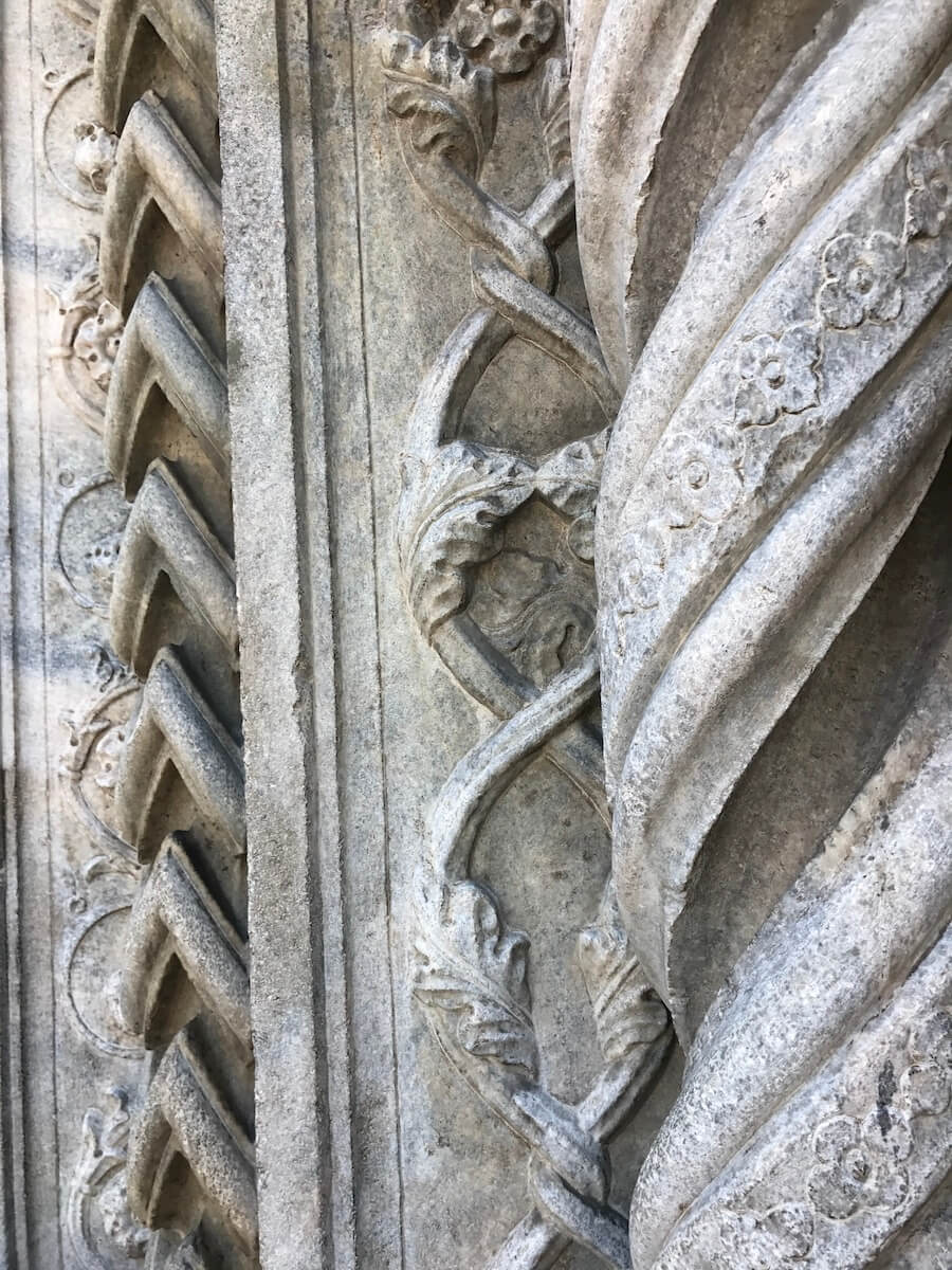 Architectural Detail - Northern Italy