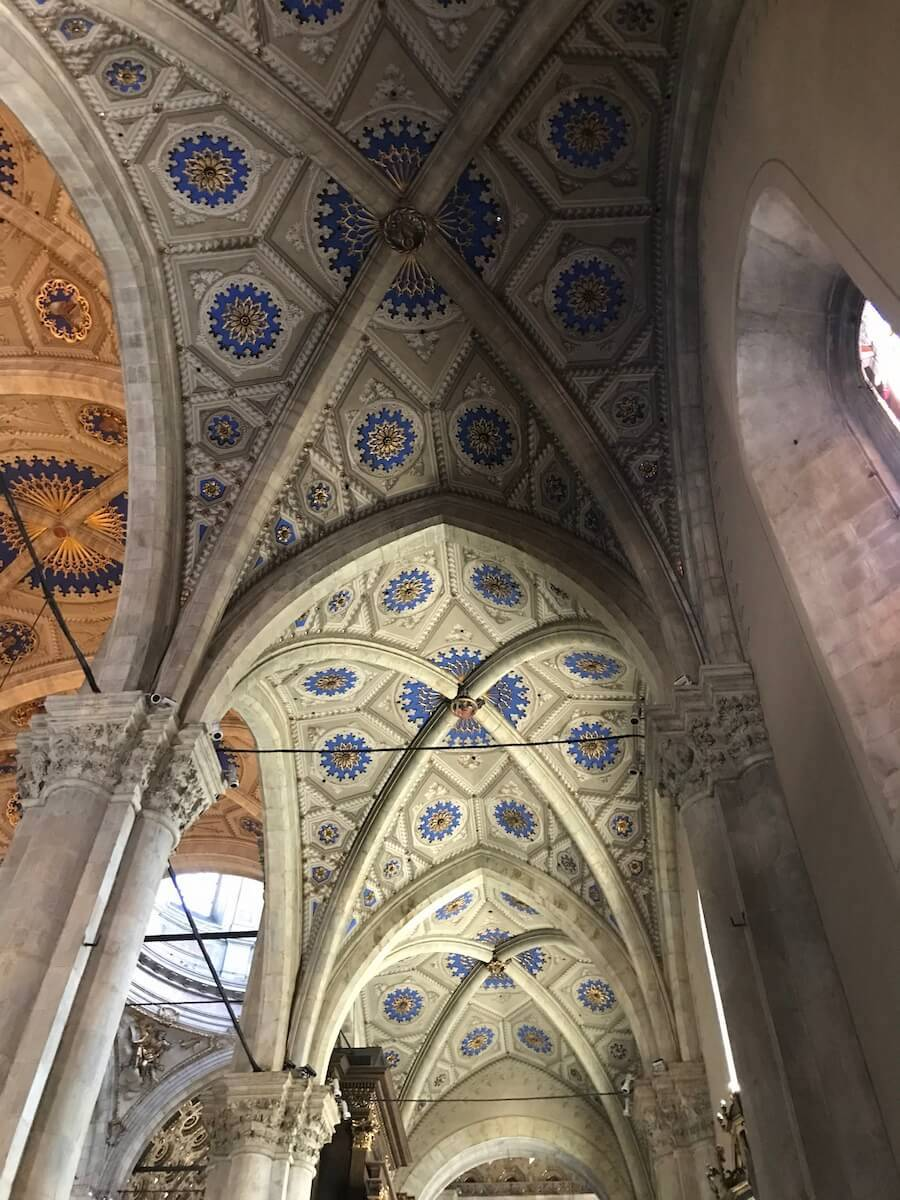 Ceiling in Northern Italy