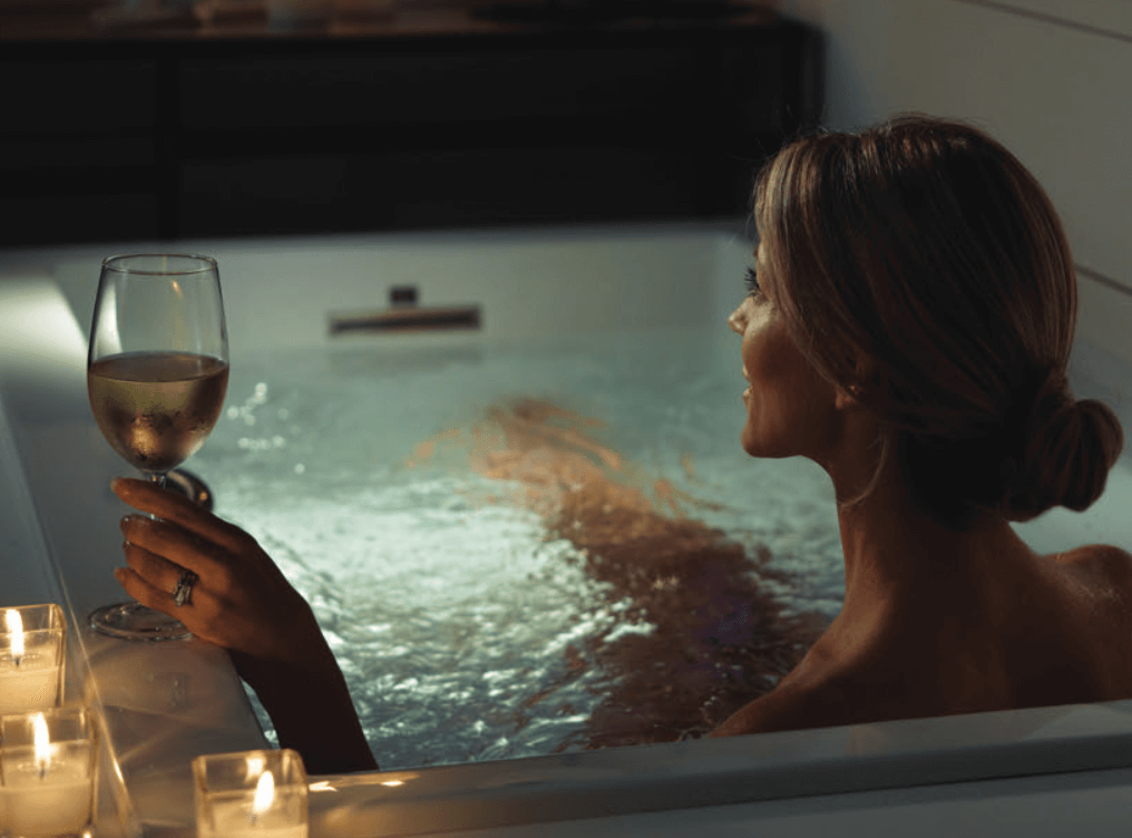 Stream Bath by MTI Baths