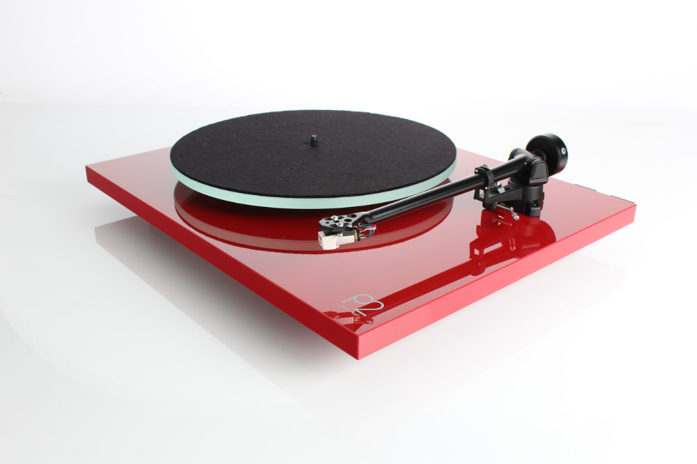 Reag Turntable
