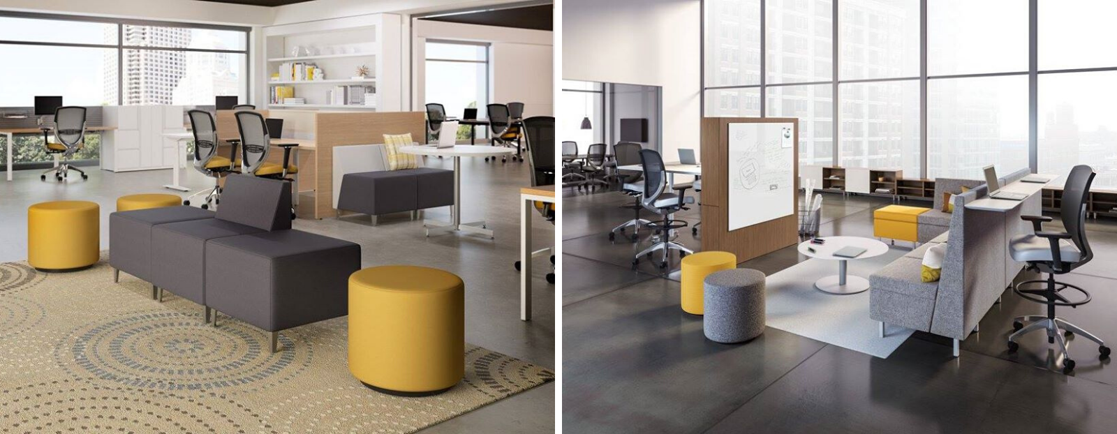 Working Spaces Header Image