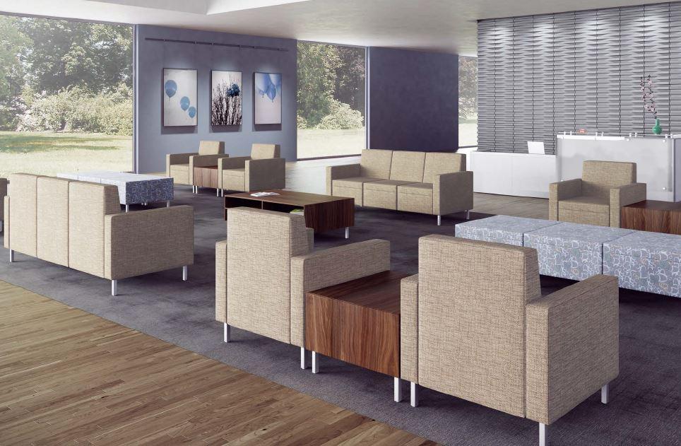 Kimball Office_Villa Collection Reception Area