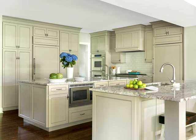 Fresh Take on Traditional by BeckAllen Cabinetry