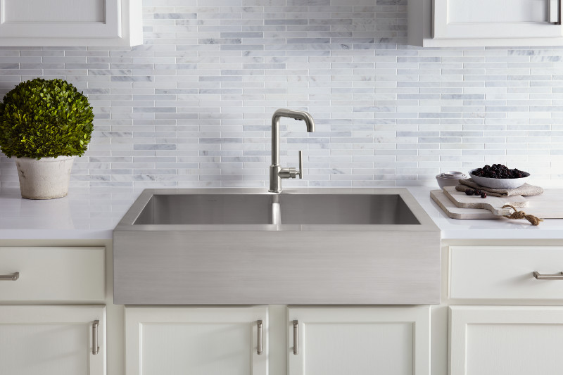 Purist Pullout Kitchen Faucets by Kohler