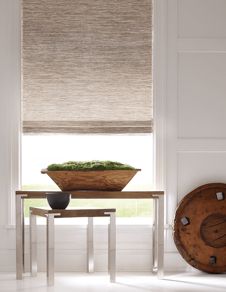 Natural Window Shades And Wallcoverings From Hartmann Forbes