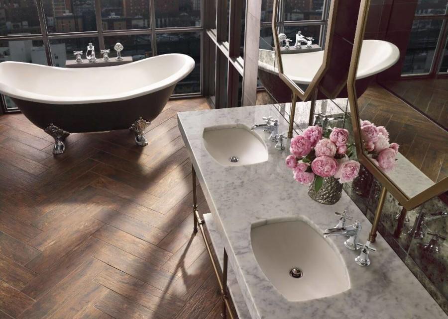 Rook Bathroom Fixtures by Brizo