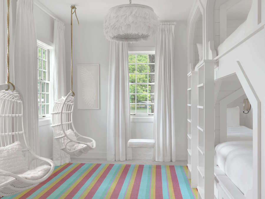 Children's Bunk Room | Amy Studebaker Design