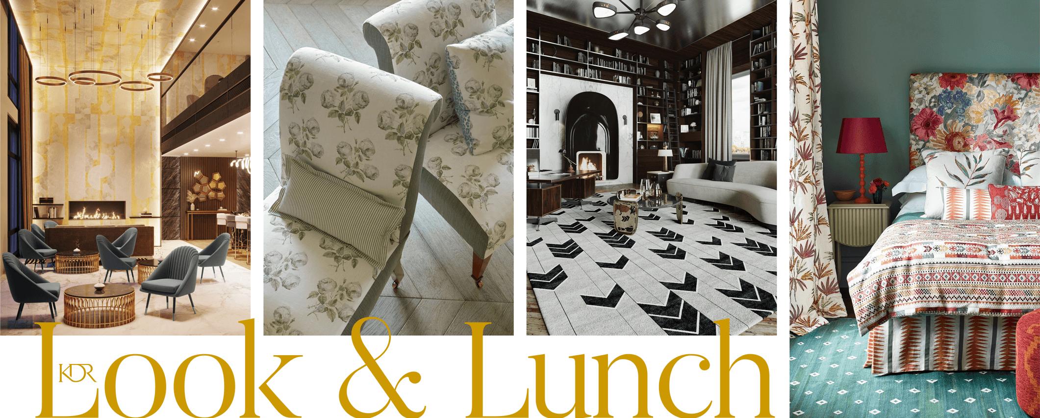 KDR Look & Lunch 2020 Header